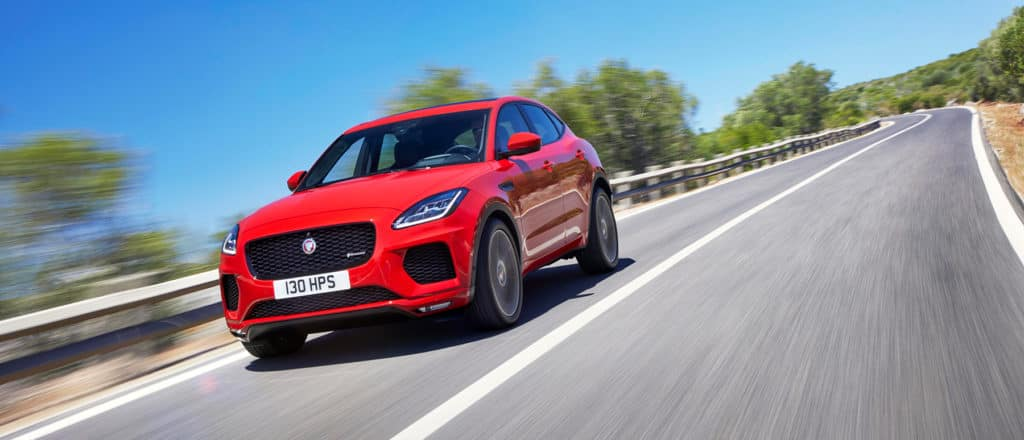 2018 Jaguar E-PACE Special Conquest Program