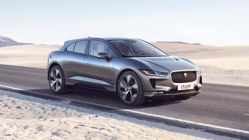 2019 Jaguar I-PACE available soon