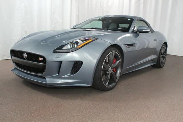 Gently Pre Owned Jaguar F TYPE Sports Car