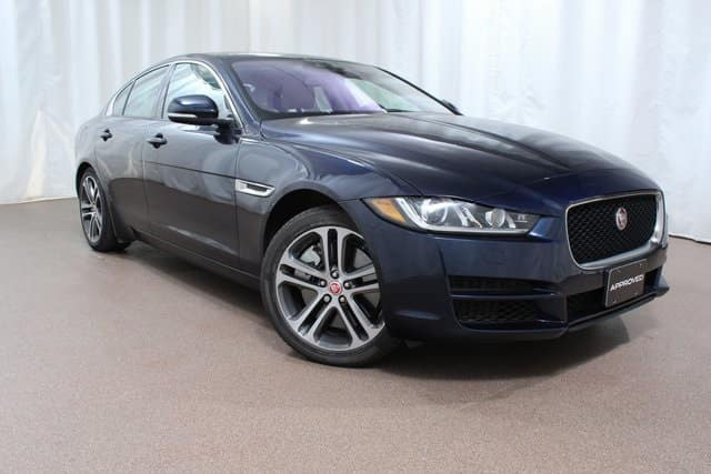 Approved CPO 2017 Jaguar XE 35t