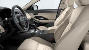 2018 Jaguar E-PACE luxury interior