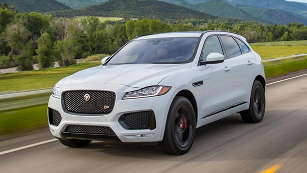 0.0% APR On All New 2019 F-PACE Models