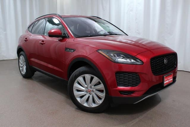 2018 Jaguar E-PACE luxury crossover SUV for sale