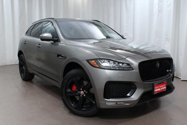 2019 Jaguar F Pace Luxury Performance Suv Is Feature Filled