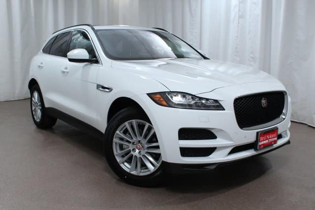2018 Jaguar F-PACE SUV special offer