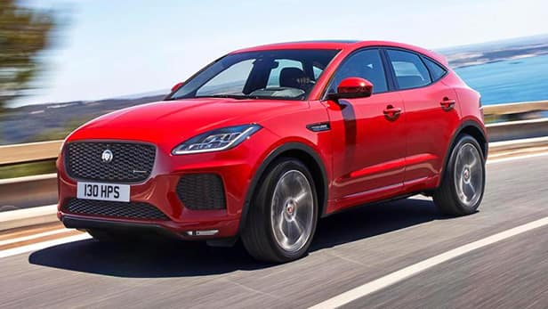 Certified Pre-Owned 2018 Jaguar E-PACE Models