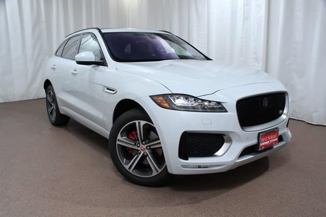 2019 Jaguar F-PACE for sale