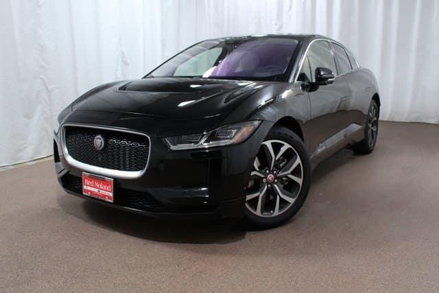2019 Jaguar I Pace Named Residual Value Award Winner For Electric