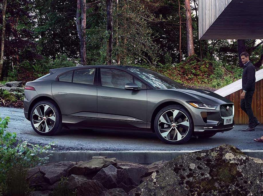 2020 Jaguar I-PACE EXTERIOR