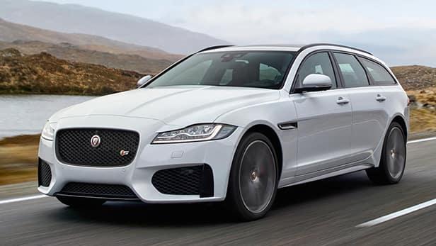 2018 Jaguar XF Sportbrake Special Offer