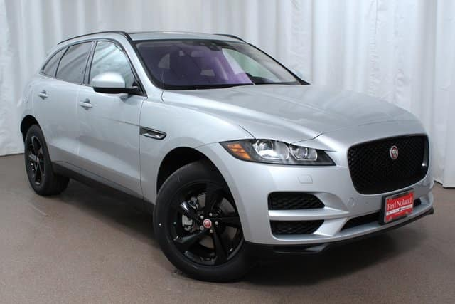 2018 Jaguar F-PACE Demo Sale