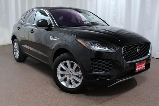 Approved CPO 2018 Jaguar E-PACE