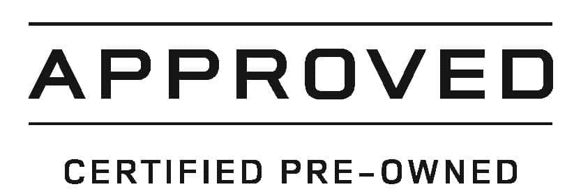 Jaguar Approved Certified Pre-Owned Program