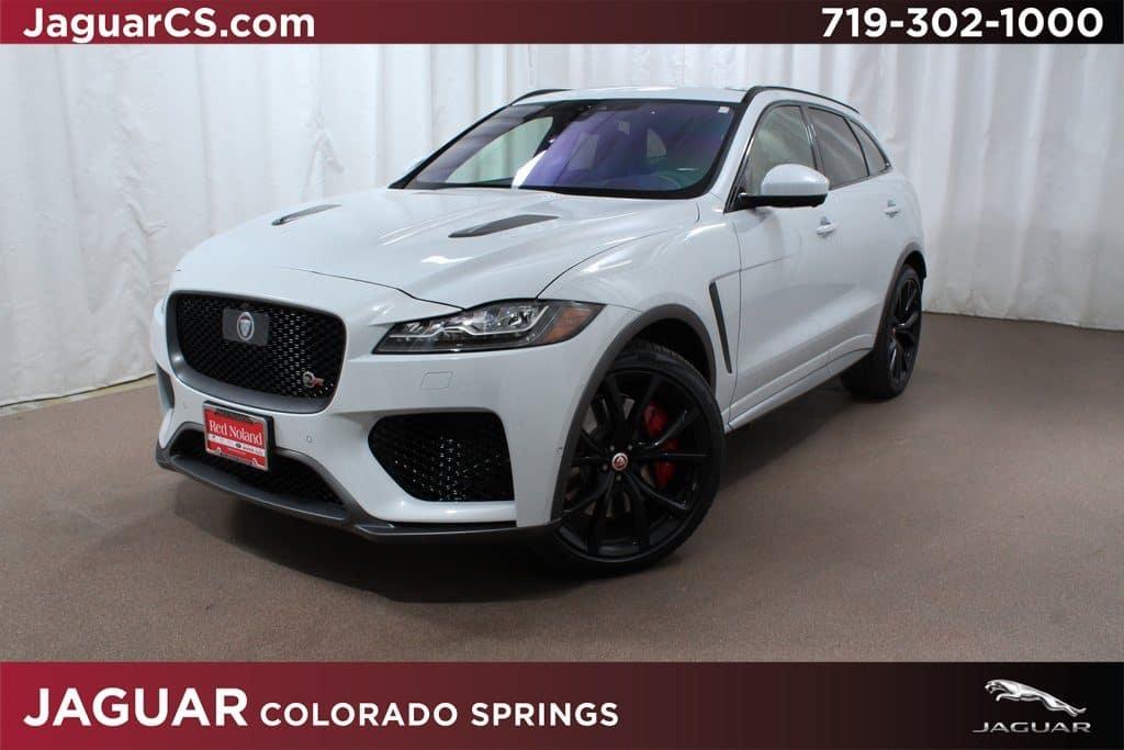 Performance Focused 2019 Jaguar F Pace Svr For Sale In Colorado Springs Jaguar Colorado Springs