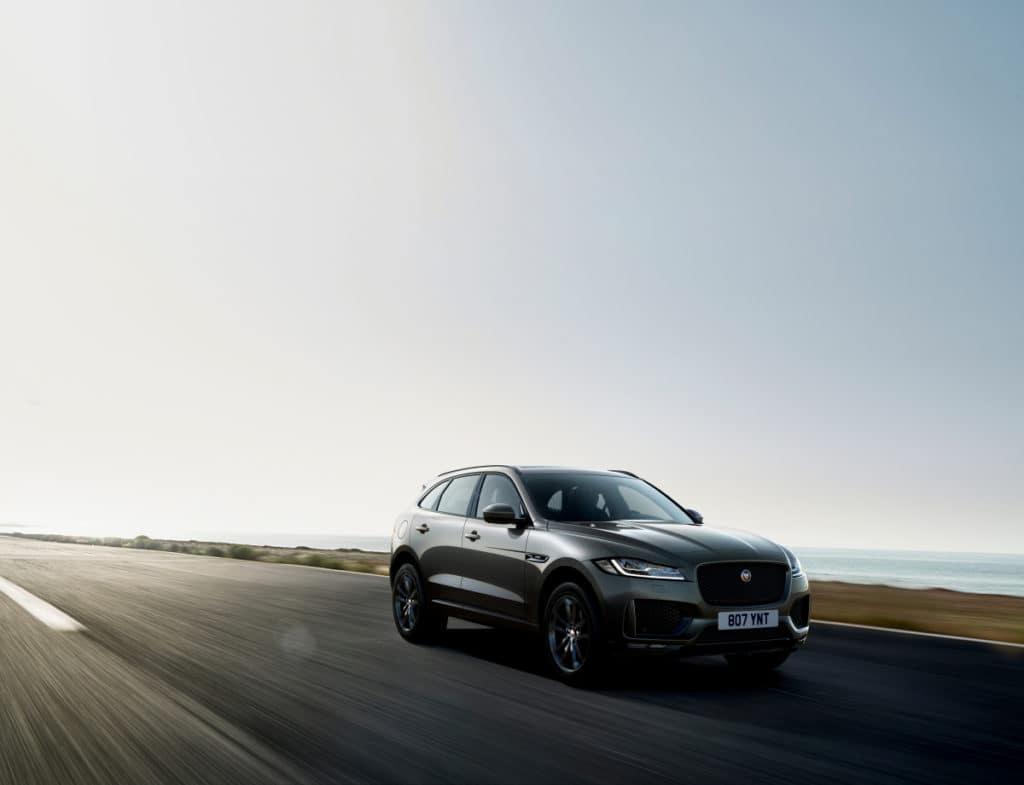 2020 Jaguar F-PACE Limited Editions