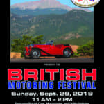 2019 british motoring festival at jaguar colorado springs