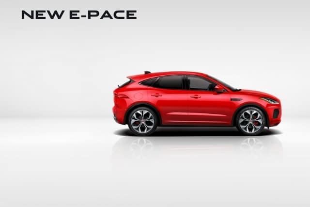 New 2020 Jaguar E-PACE