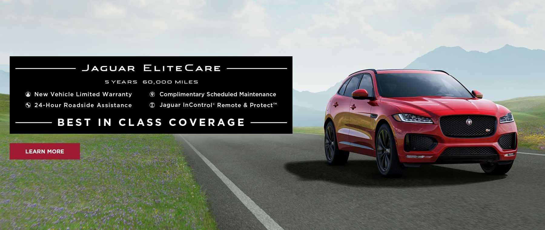 Jaguar Elite Care