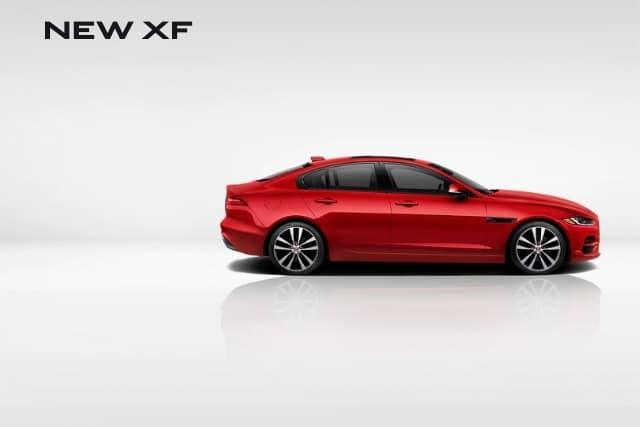 New 2021 Jaguar XF