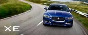 Jaguar XE Banner
