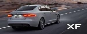 Jaguar XF Banner