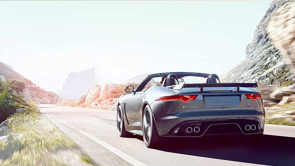 LEASE SPECIAL NEW 2019 JAGUAR F-TYPE CONVERTIBLE R AWD - ONLY 1 AVAILABLE!