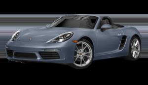 2017 Porsche Boxter