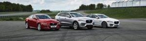 Jaguar Diesel Lineup