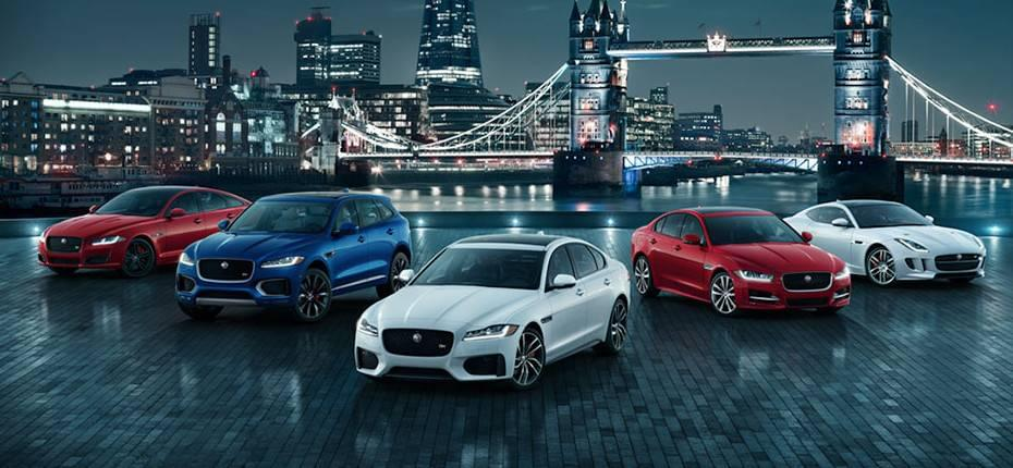 Land Rover Darien >> 2018 Jaguar XE, XF, and F-PACE | Jaguar Darien