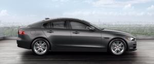 2018 Jaguar XE Corris Grey