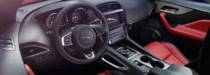 2018 Jaguar F-PACE Interior Technology