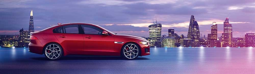 2018 Jaguar XE Safety