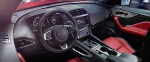 2018 Jaguar F-PACE Interior