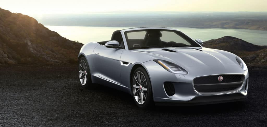 DEMO LEASE SPECIAL 2018 JAGUAR F-TYPE Convertible Automatic 300HP – Only 1 Available!