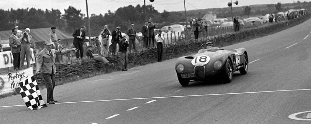 Jaguar C-TYPE Racing Car