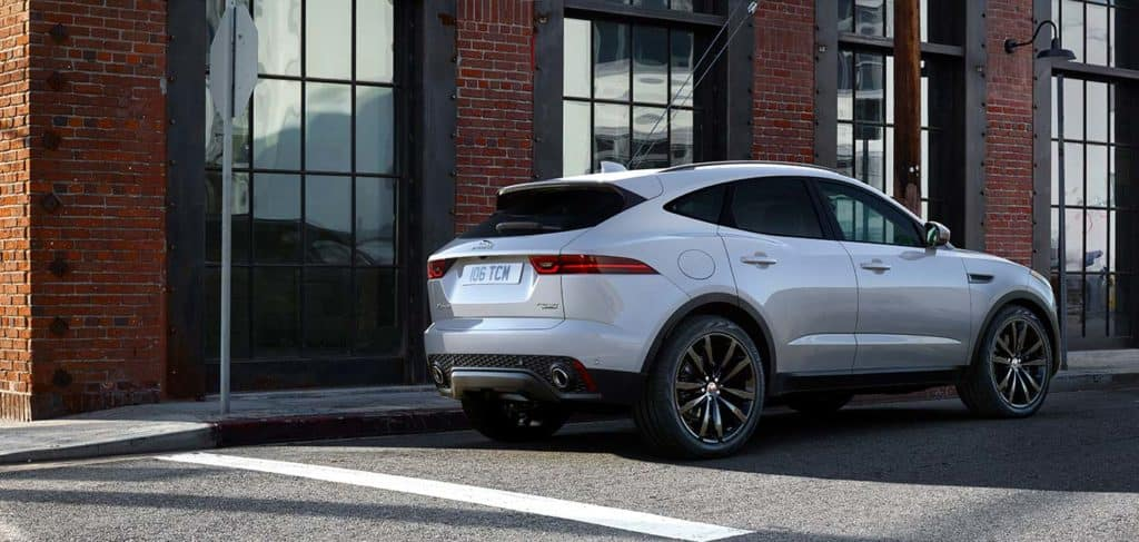 LOANER LEASE SPECIAL 2018 JAGUAR E-PACE P250 S AWD – Only 5 Available!