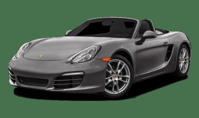 2016 Porsche Boxter