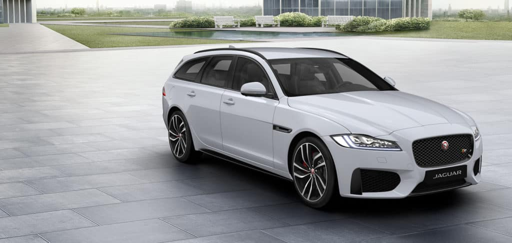 LEASE SPECIAL 2018 JAGUAR XF Sportbrake First Edition AWD – Only 1 Available!