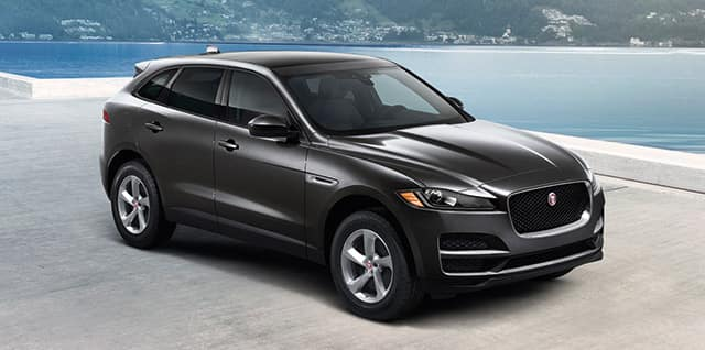 LEASE SPECIAL 2018 JAGUAR F-PACE 25T Prestige AWD – Only 1 Available!
