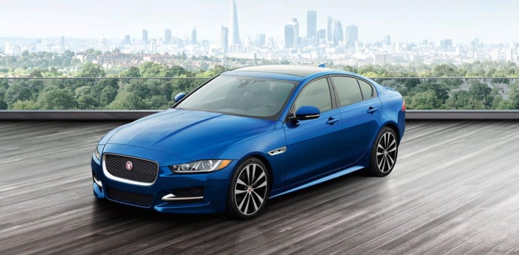 LOANER LEASE SPECIAL 2018 JAGUAR XE 25T R-Sport AWD – Only 1 Available!