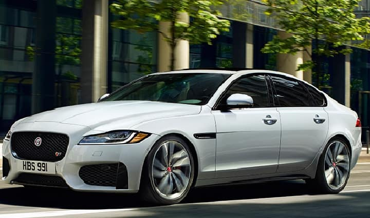 NEW LEASE SPECIAL 2020 JAGUAR XF S AWD – Only 1 Available!