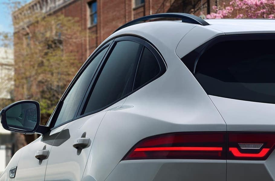 2019 Jaguar E-PACE Closeup