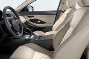 2019 Jaguar E-PACE Interior Features