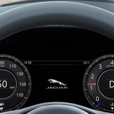 2019 Jaguar E-PACE Technology Features
