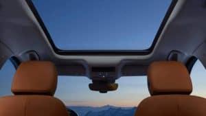 2019 Jaguar F-PACE Panoramic Roof