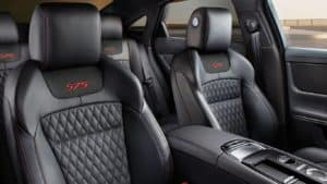 2019 Jaguar XJ 575 Interior Seating