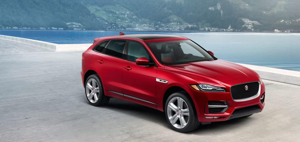 LOANER LEASE SPECIAL 2018 JAGUAR F-PACE 30T R-Sport AWD – Only 2 Available!