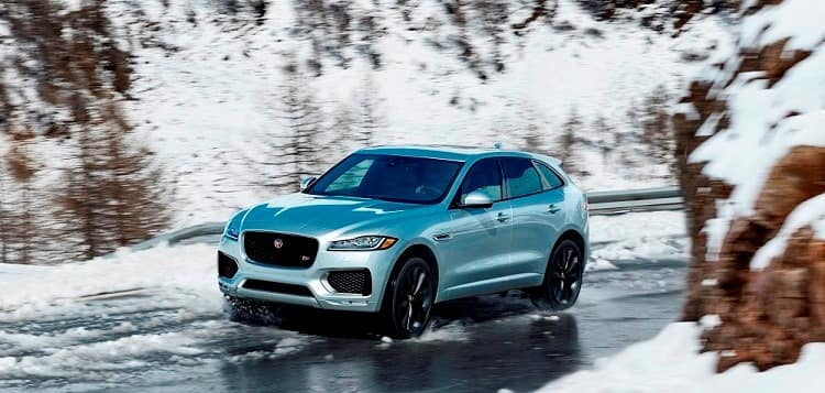 LOANER LEASE SPECIAL 2018 JAGUAR F-PACE 25T Premium AWD – Only 2 Available!