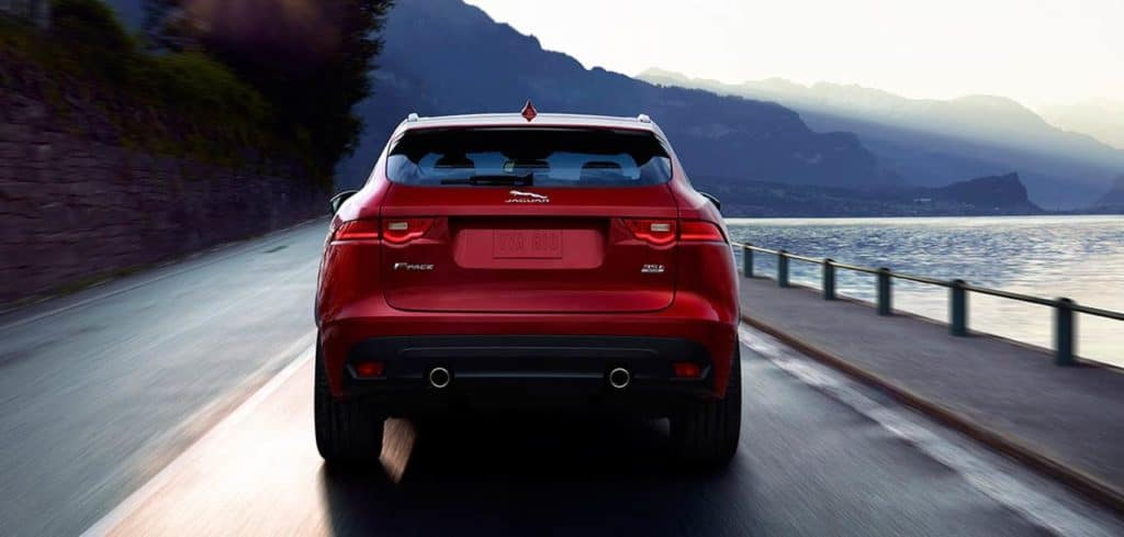 LOANER LEASE SPECIAL 2018 JAGUAR F-PACE 25T R-Sport AWD – Only 2 Available!