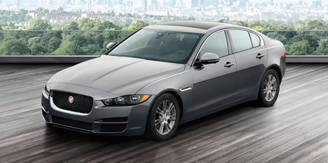 LOANER LEASE SPECIAL 2018 JAGUAR XE 35T PORTFOLIO AWD – Only 1 Available!